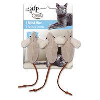 afp スリー ブラインド マイス 猫用 おもちゃ