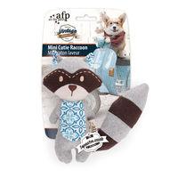 afp ミニ キューティー アライグマ 犬用 おもちゃ フェルト生地