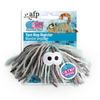 afp ヤーン モップ モンスター 猫用 おもちゃ 毛糸素材