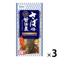 日本アクセス Delcy さばの醤油煮 3個