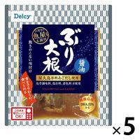 日本アクセス Delcy ぶり大根醤油 5個
