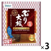 日本アクセス Delcy ぶり大根味噌 3個
