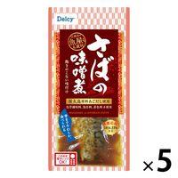 日本アクセス Delcy さばの味噌煮 5個