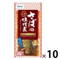日本アクセス Delcy さばの味噌煮 10個