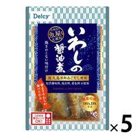日本アクセス Delcy いわしの醤油煮 5個