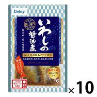 日本アクセス Delcy いわしの醤油煮 10個