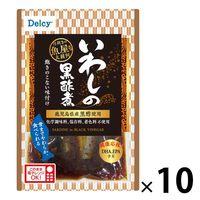 日本アクセス Delcy いわし黒酢煮 10個