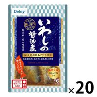 日本アクセス Delcy いわしの醤油煮 20個