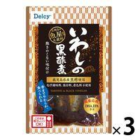 日本アクセス Delcy いわし黒酢煮 3個