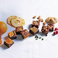 【ギフト・手土産5箱セット】ホシフルーツ ナッツとドライフルーツの贅沢ブラウニー HFZB-6-5 1セット(6個入×5箱)(直送品)
