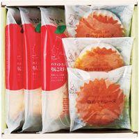【ギフト・手土産3箱セット】りんごスティック&森のマドレーヌギフトB RPL-100N-3 1セット(詰め合わせ×3箱)(直送品)