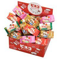 江崎グリコ ビスコミニパック4種アソートセット(80個入) 2箱