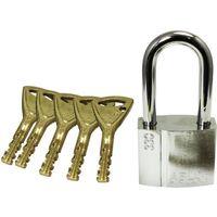 【錠前・カギ】共栄工業 ABLOY PadLock PL330N/50 5本キー PL330N50 1パック(直送品)