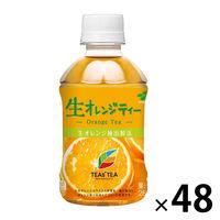 伊藤園 TEAS'TEA(ティーズティー) 生オレンジティー 280ml 1セット(48本)