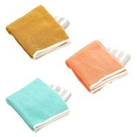 【福袋】【ロハコ限定】 フェイスタオル しっかり カラーアソート 3枚セット 抗菌防臭加工