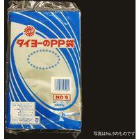 中川製袋化工 タイヨーのPP袋 0.04×10号 S000192 6000枚(100×60)(直送品)