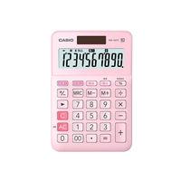 カシオ計算機 W税計算 小型(ミニジャスト)ピンク MW-100TC-PK-N 1セット(3個入)