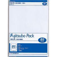 マルアイ クラフト封筒 藤壺パック 角3 80G ホワイト PK-3W 10袋(100枚:10枚入×10)(直送品)