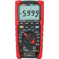 UNI-T デジタルマルチメータ IP65防水・防塵 UT195DS Uni-trend Technology(ユニトレンド・テクノロジー) 1台(直送品)
