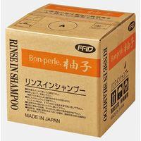 フィード アメニティ 柚子 リンスインシャンプー 1箱(20kg) 11853311(直送品)