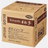 フィード アメニティ 柚子 ボディーソープ 1箱(20kg) 11853211(直送品)