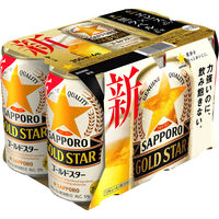 GOLD STAR 350ml 6本