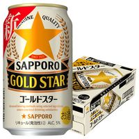 GOLD STAR 350ml 24本