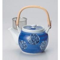 アースモス 有田焼 土瓶 丸紋カゴメ MS6号土瓶 utw-48130693(直送品)