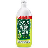 大和製罐 エバースマイル とろみ飲料 緑茶500ML 901345 1箱(24本入)(取寄品)