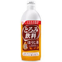 大和製罐 エバースマイル とろみ飲料 ほうじ茶500ML 901383 1箱(24本入)(取寄品)