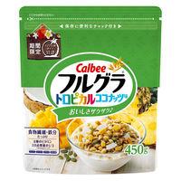 カルビー フルグラ トロピカルココナッツ味 450g 1袋 シリアル