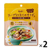 【お試し価格】サラダ用ゆず生姜白湯 2袋