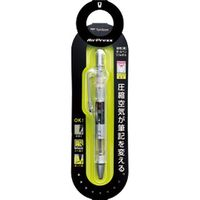 トンボ鉛筆 ボールペンエアプレス20透明 BC-AP20 5個(直送品)