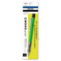 トンボ鉛筆 シャープモノグラフネオングリーンパック DPA-134E 5個(直送品)
