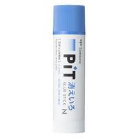 トンボ鉛筆 スティック糊消えいろピットNパック PKPT-NC 5個(直送品)