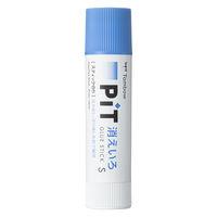 トンボ鉛筆 スティック糊消えいろピットS 5Pパック HCA-513 5個(直送品)