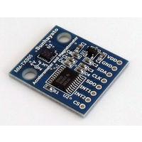 サンハヤト(Sunhayato) 加速度・地磁気センサーモジュール MM-TXS05 1個 63-3188-53(直送品)