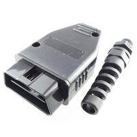 マルツエレック OBD2カバー付きコネクター 7161G-1.8-10A-CASE 1個 63-3110-02(直送品)