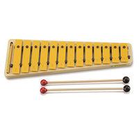 鈴木楽器製作所 ミニグロッケン ソプラノ MSG-13 1個 63-1871-09(直送品)