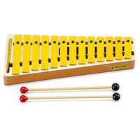 鈴木楽器製作所 ミニグロッケン アルト MAG-13 1個 63-1871-10(直送品)