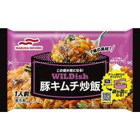 マルハニチロ 業務用食材 豚キムチ炒飯 270g 4902165243338 (1セット16袋入)(直送品)