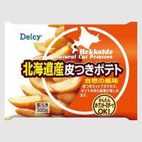日本アクセス 業務用食材 Delcy 北海道産皮つきポテト 300g 4973460600270 (1セット12個入)(直送品)