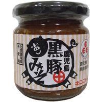 鹿児島黒豚みそ 200g 1ケース(24個入)キンコー醤油 オリジナル