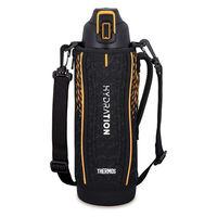 【セール】 サーモス(THERMOS) 水筒 真空断熱スポーツボトル 大容量 1.5L ブラックオレンジ FHT-1501F BKOR 1個