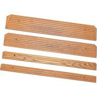 トマト 木製ミニスロープ 幅80cm TM-999-A20 H2.0cm 【歩行補助】介援隊カタログ R0102(直送品)