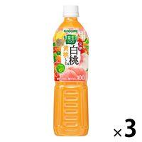 2種のまろやか桃mix 720ml×3