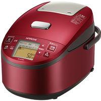 日立 圧力IH炊飯器 RZ-AX10M R 5.5合炊き 極上炊き 圧力スチーム