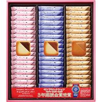 銀座コロンバン東京 【ギフト包装】 チョコサンドクッキー(メルヴェイユ) 54枚入 3号(直送品)