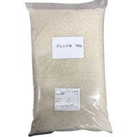 新潟農商 ブレンド米(国内産複数原料米)精米 2121110 1セット(10kg×2袋)(直送品)