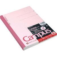 キャンパスノート セミB5 50枚 A罫7mm コクヨ ノ-5ANX3 1セット(3冊入×5パック)(直送品)